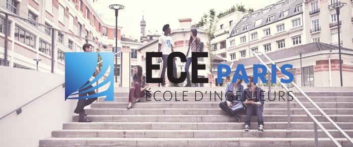 ECE Paris école